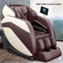 Fauteuil de massage Q9 Fashion Zero 4D Massage zero gravité, bluetooth